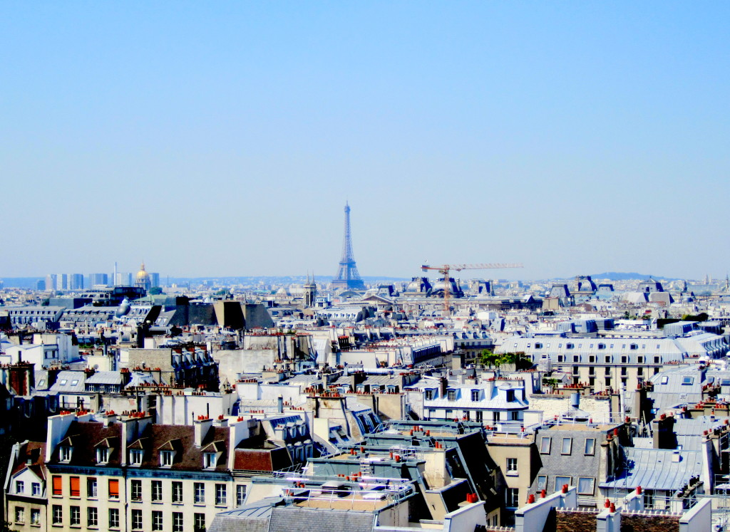 Paris Trippin' and 5 tips to Optimize your Relationship with Food!