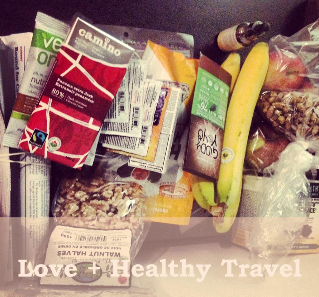 Love + Healthy Travel