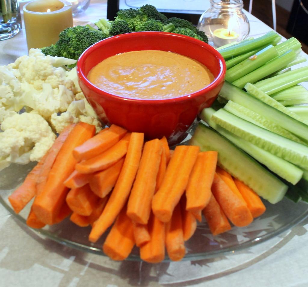 Sunday Salad: The Happiness Sauce!