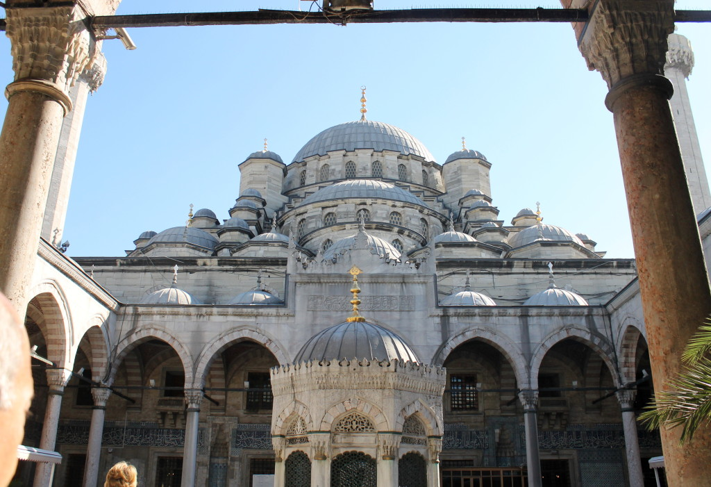 Love + Istanbul: Healthy Travel Foods!