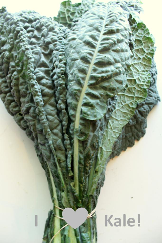 i heart kale