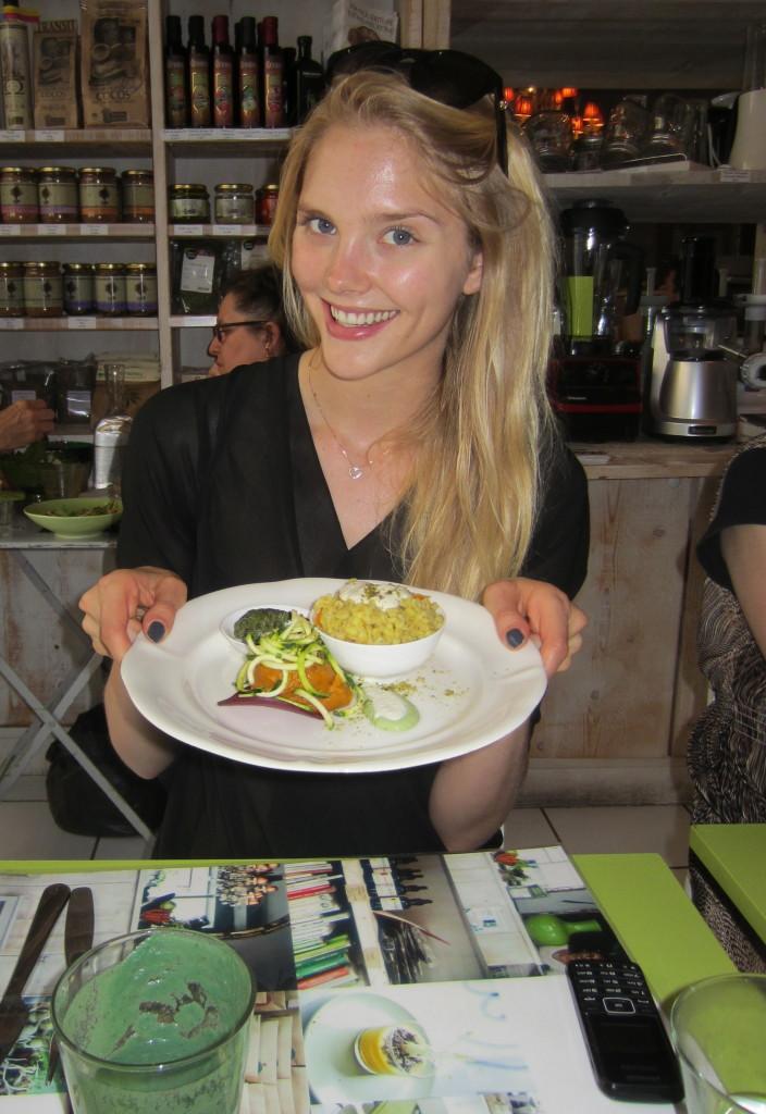 Fashion + Healthy Food Inspiration with Dani Seitz, Model