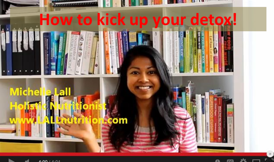 How to kick up your detox!