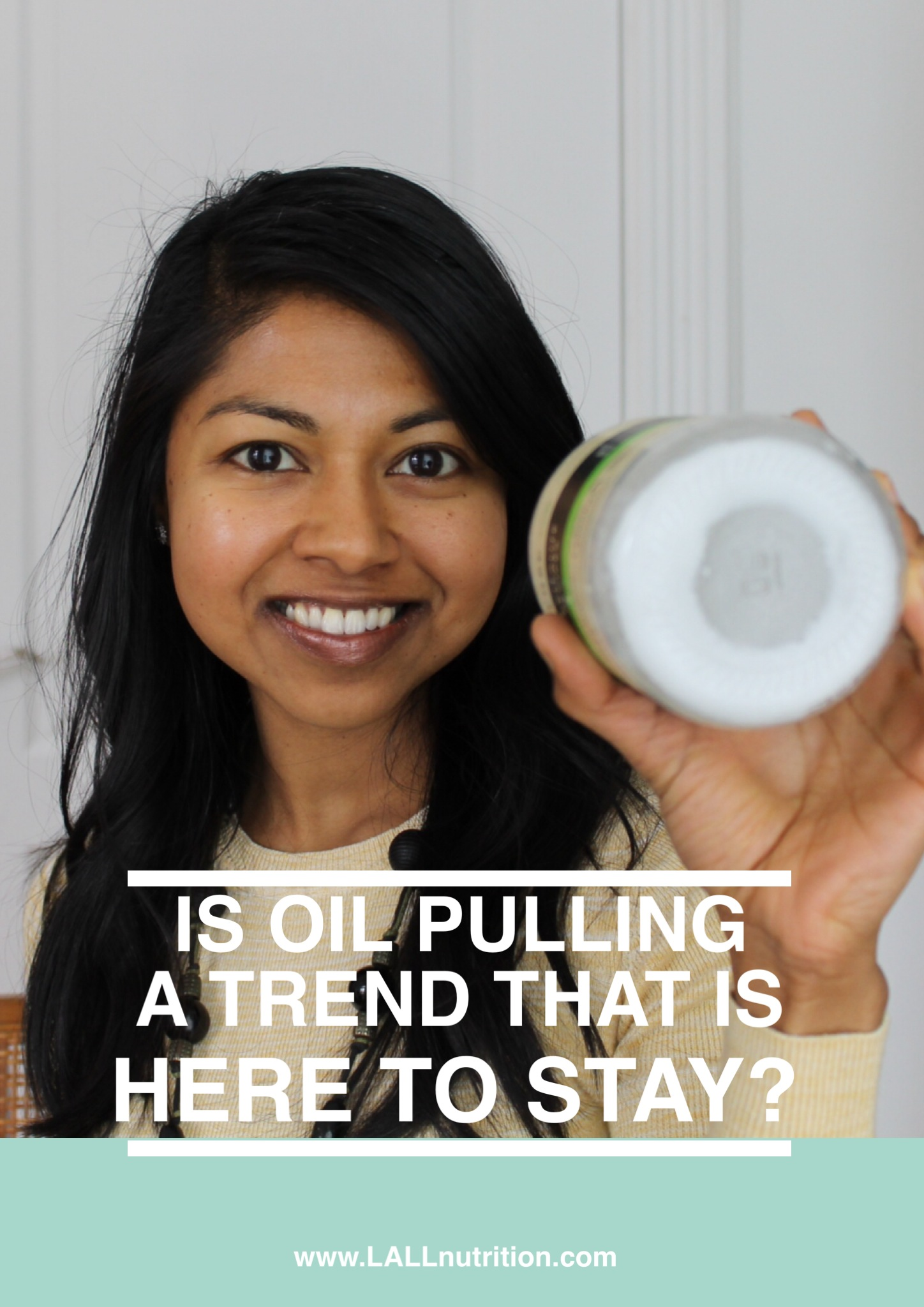 Is Oil Pulling a Trend that is Here to Stay?