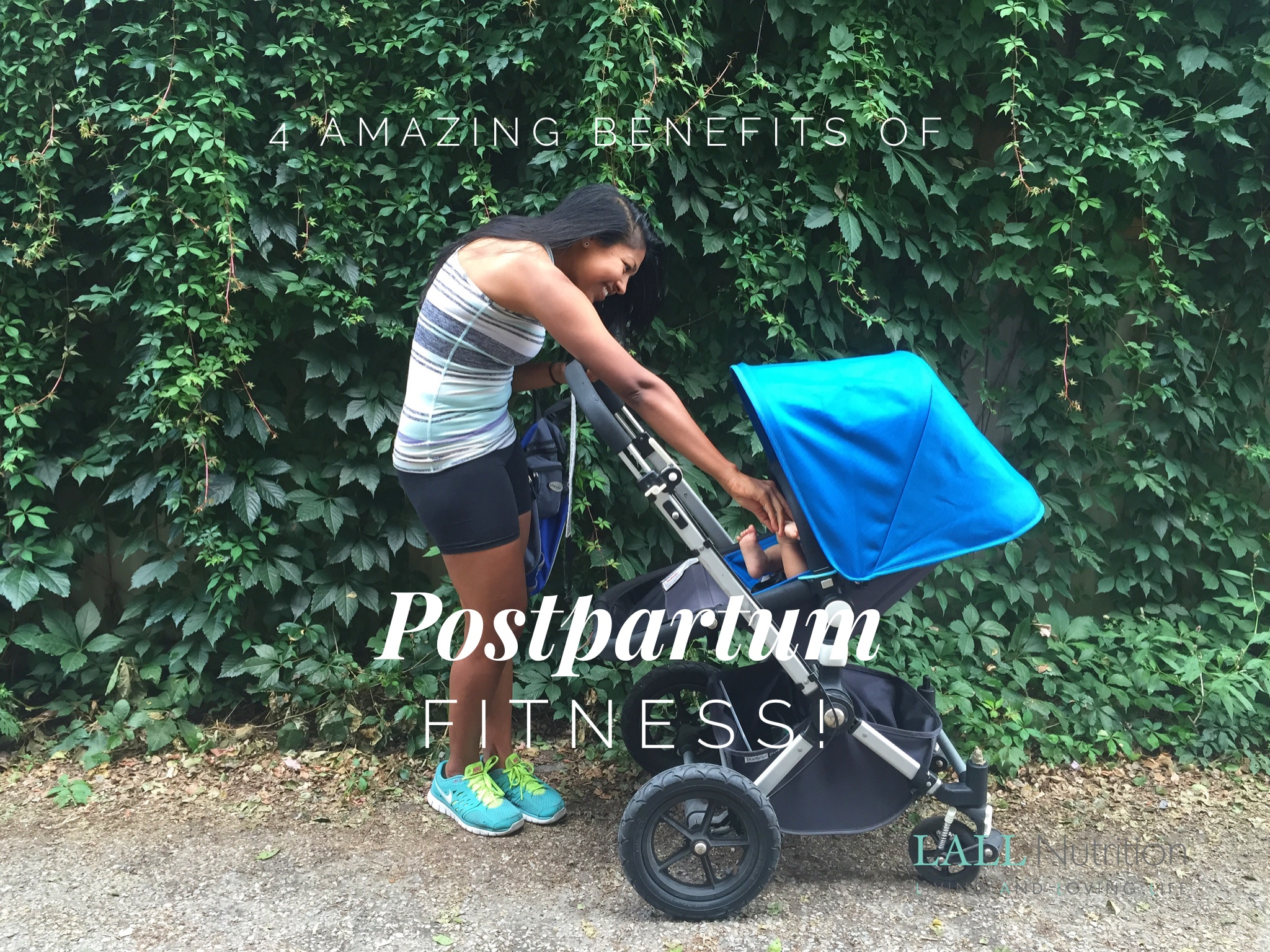 4 Amazing Benefits of Postpartum Fitness!