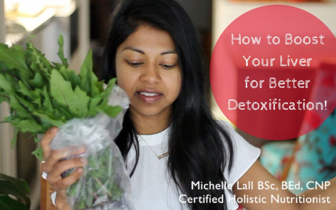 How to Boost Your Liver for Better Detoxification!