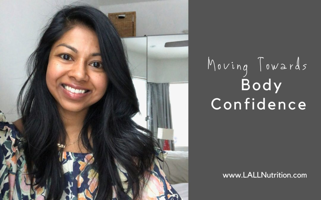Moving Towards Body Confidence