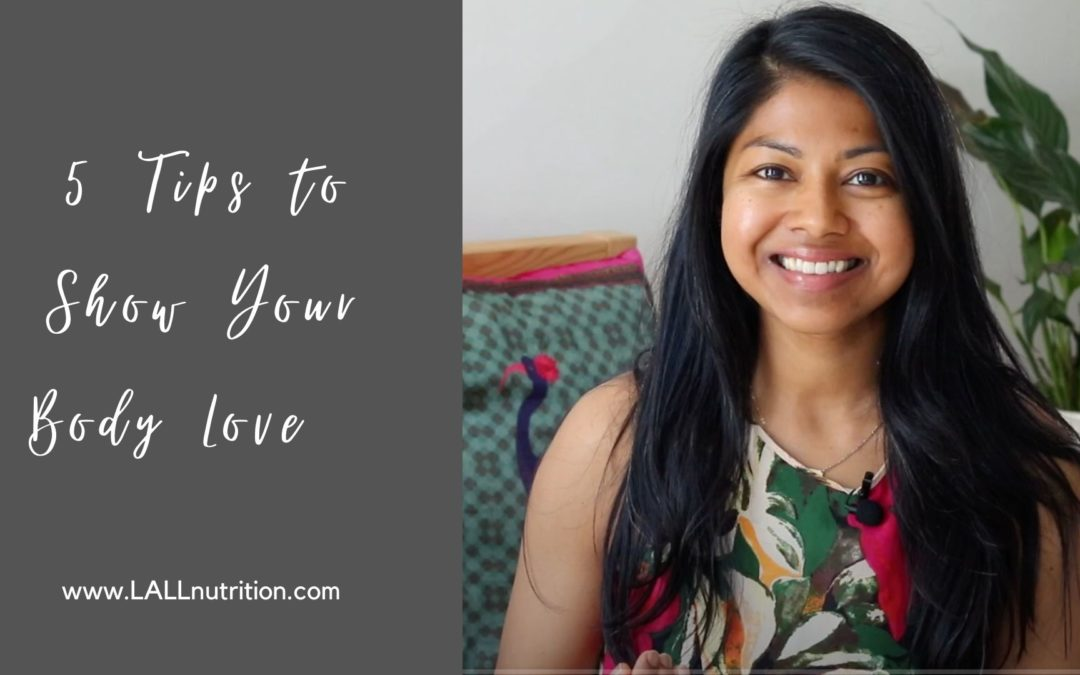 5 Tips to Show Your Body Love