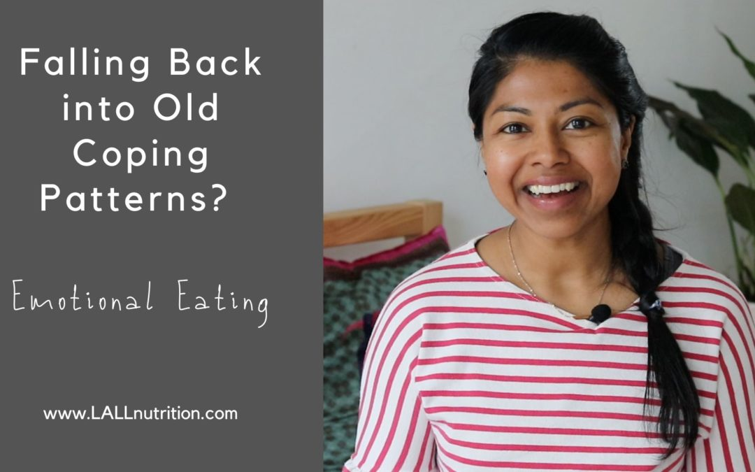 Falling Back into Old Coping Patterns? | Emotional Eating