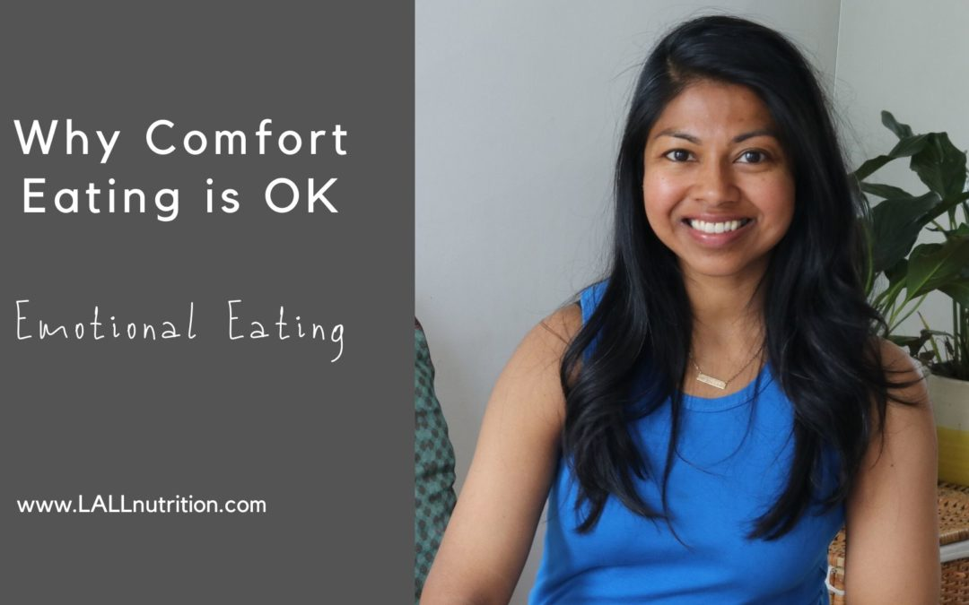 Why Comfort Eating is Ok | Emotional Eating