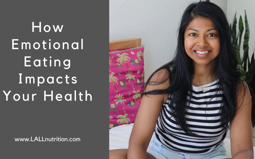 How Emotional Eating Impacts Your Health