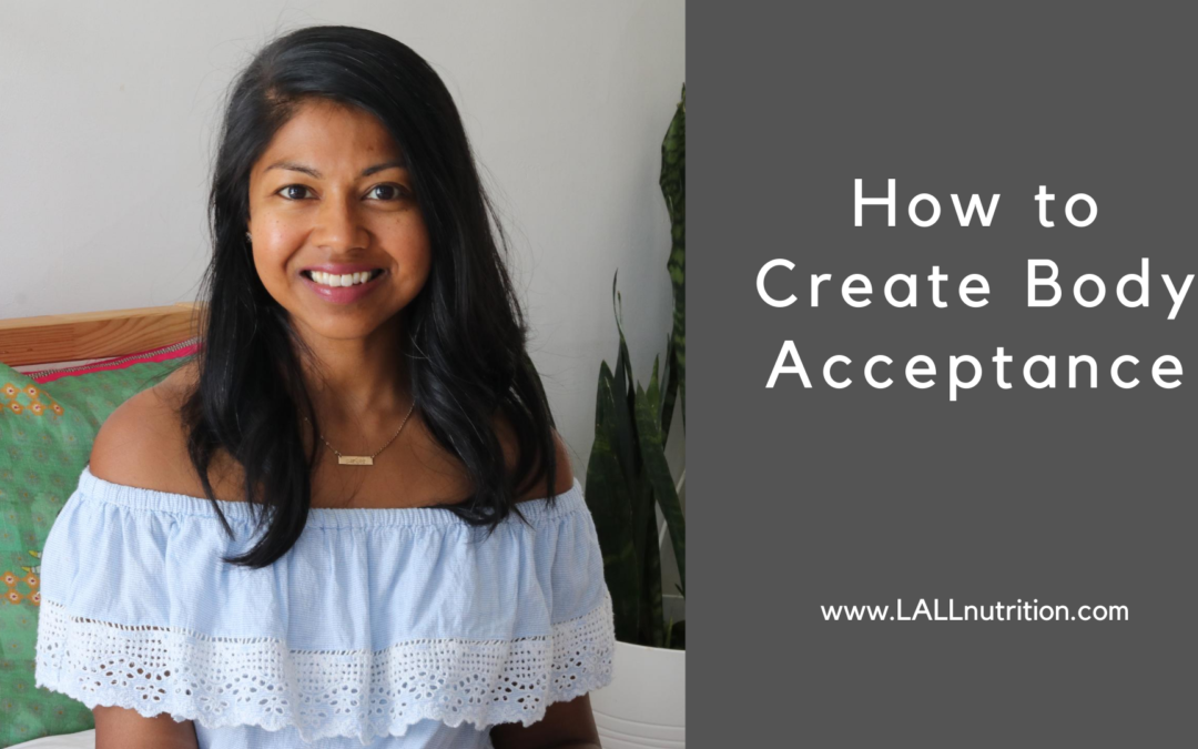 How to Create Body Acceptance
