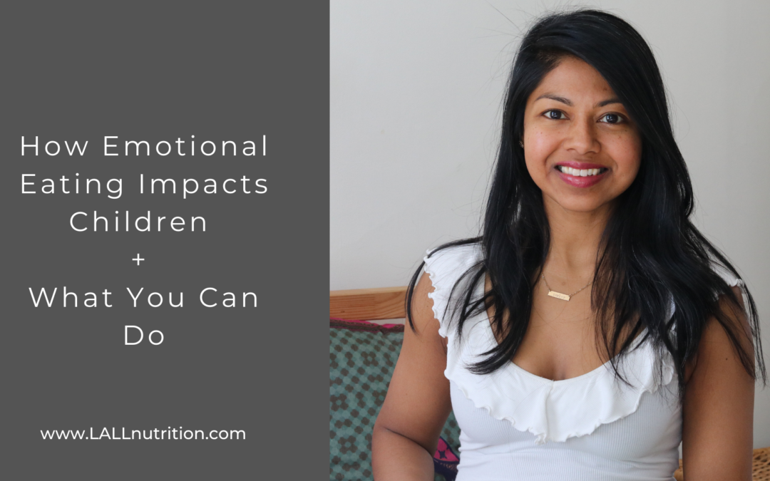 How Emotional Eating Impacts Children + What You Can Do