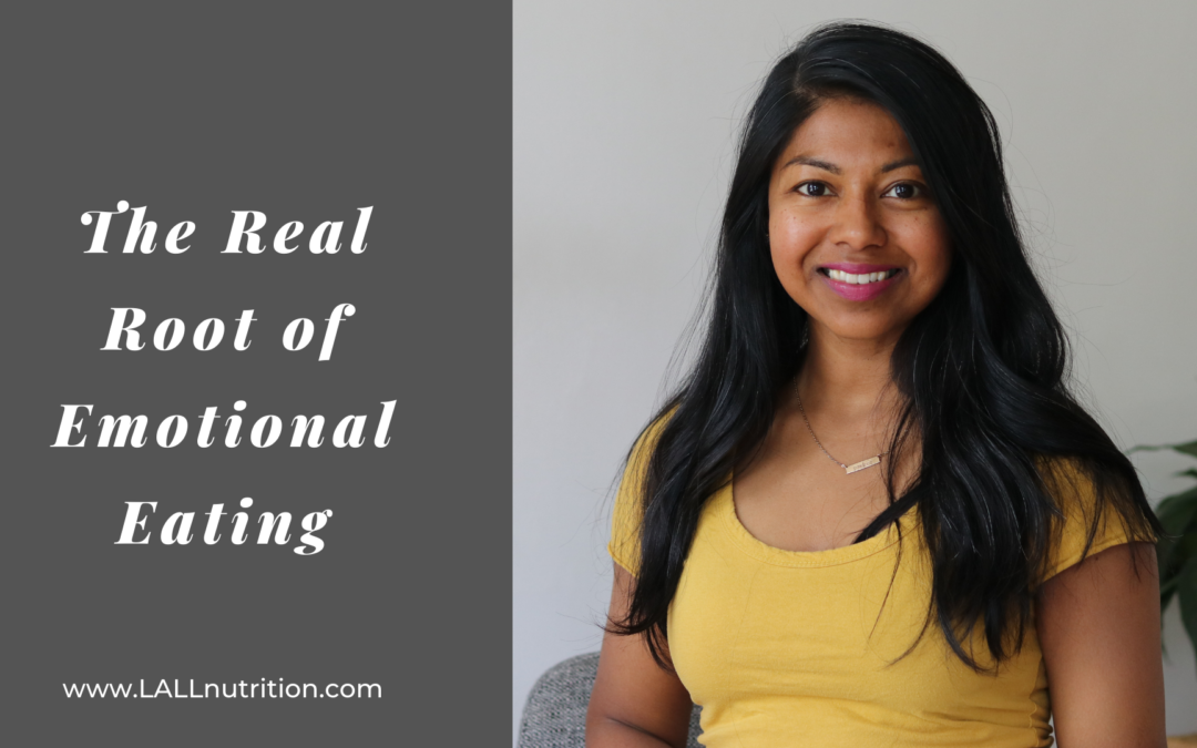 The Real Root of Emotional Eating