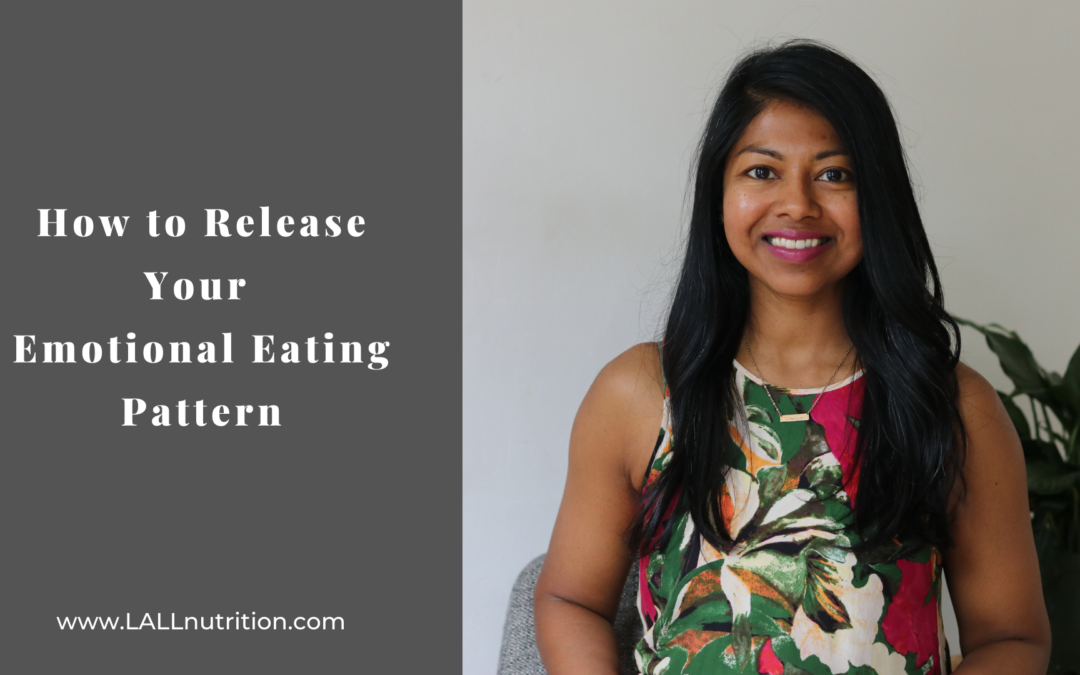 How to Release Your Emotional Eating Pattern