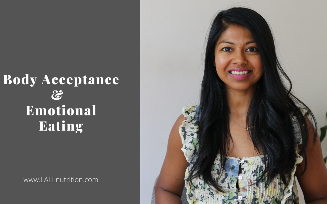Body Acceptance and Emotional Eating