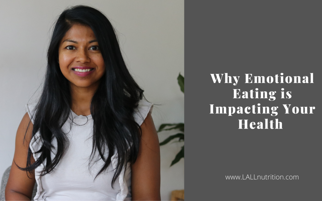 Why Emotional Eating is Impacting Your Health + Hormones